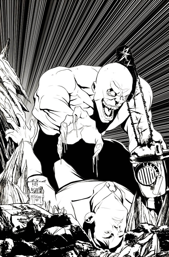 pasquale-qualano-portfolio-covers-Ash-Vs-Army-Of-Darkness-#4-Inks---