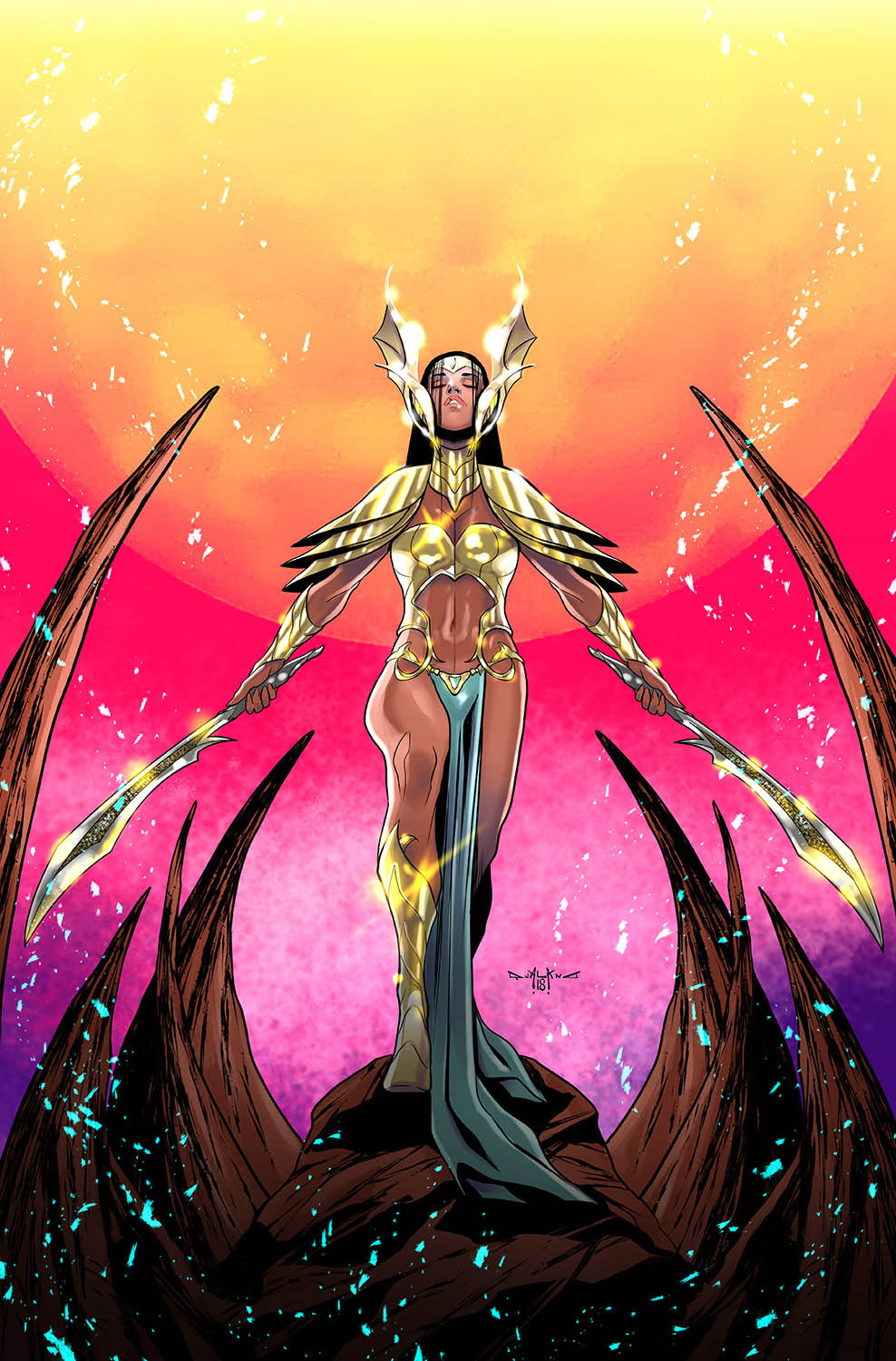 pasquale-qualano-portfolio-covers-Dejah-Thoris-#10-Color---