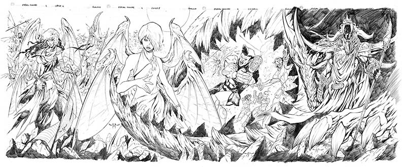 pasquale-qualano-portfolio-covers-Eternal-Soulfire-#4-Layout---