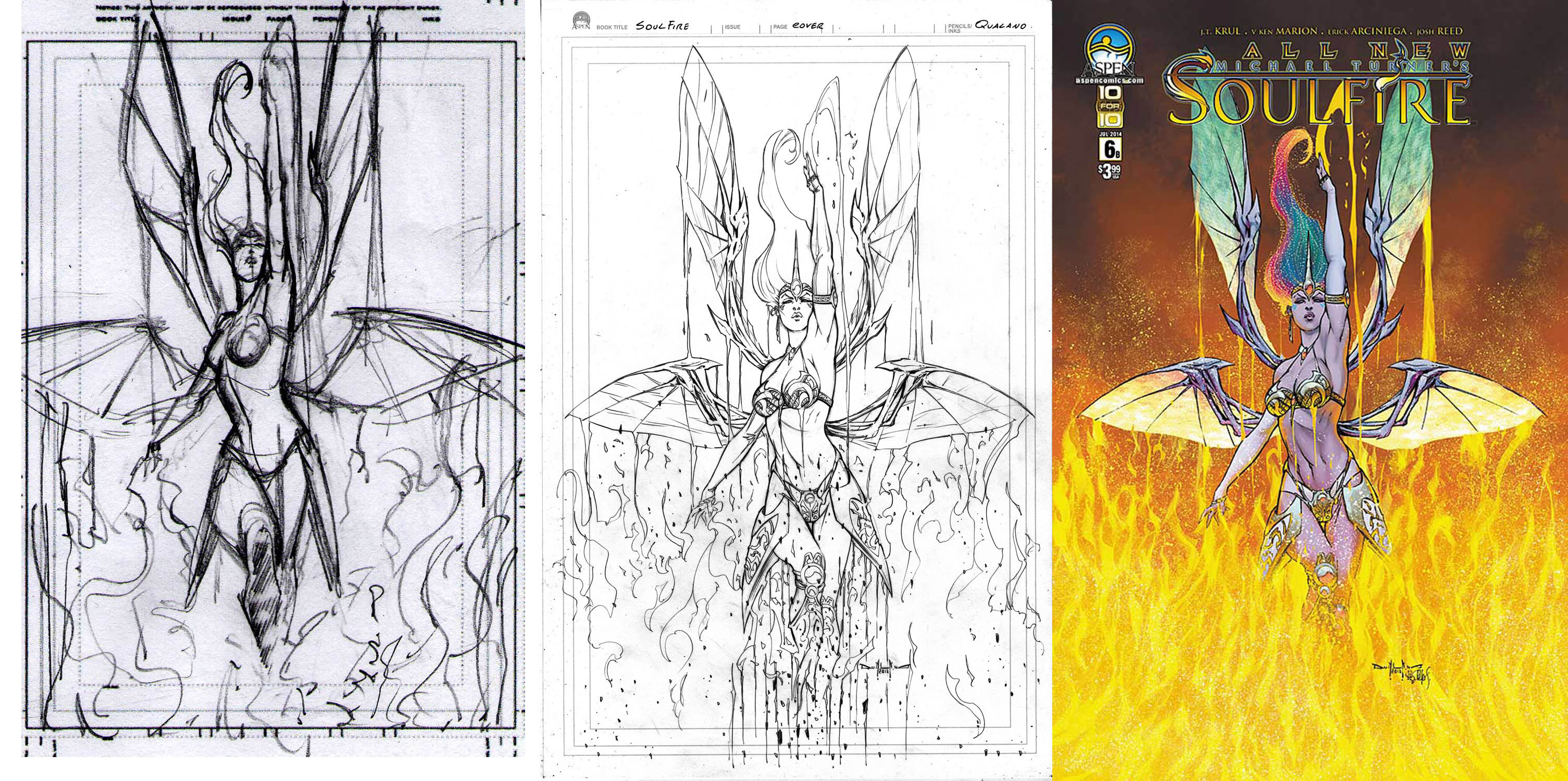 pasquale-qualano-portfolio-covers-Eternal-Soulfire-#6-Wip---