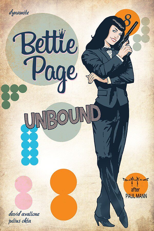 pasquale-qualano-portfolio-covers-Bettie-Page-#8-Cover---