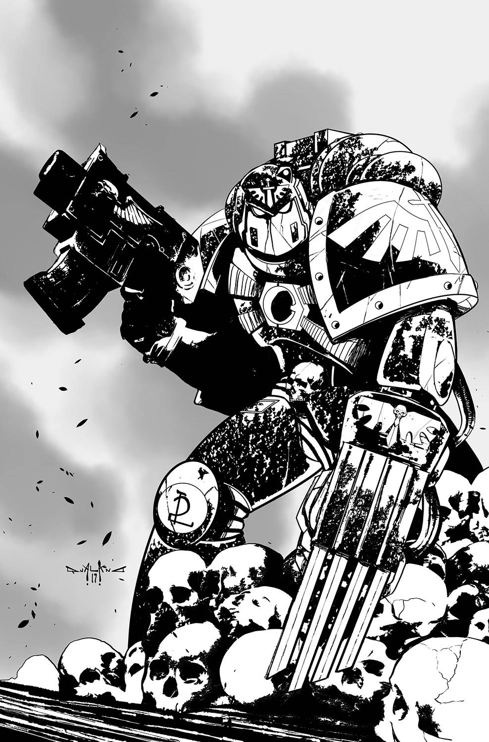 pasquale-qualano-portfolio-covers-Warhammer-40k-Dark-Angels-A-Inks---