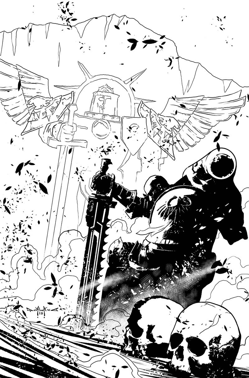 pasquale-qualano-portfolio-covers-Warhammer-40k-Dawn-Of-War-#2---