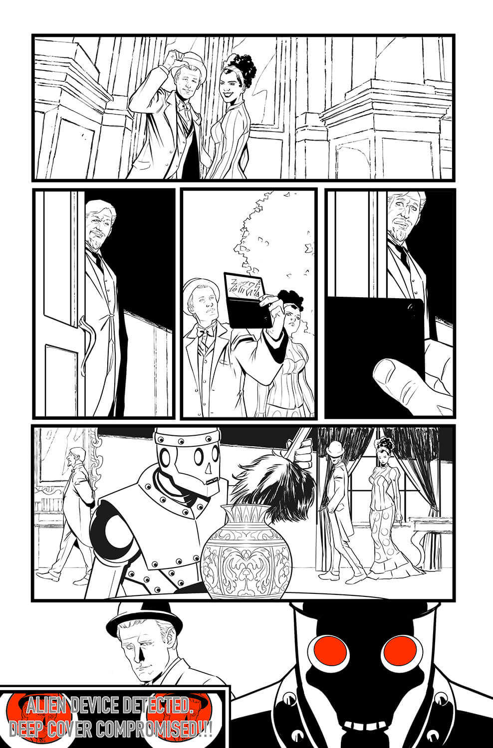 pasquale-qualano-portfolio-interiors-Doctor-Who-11th-Doctor-The-Steampunk-Conundrum-Page-05---