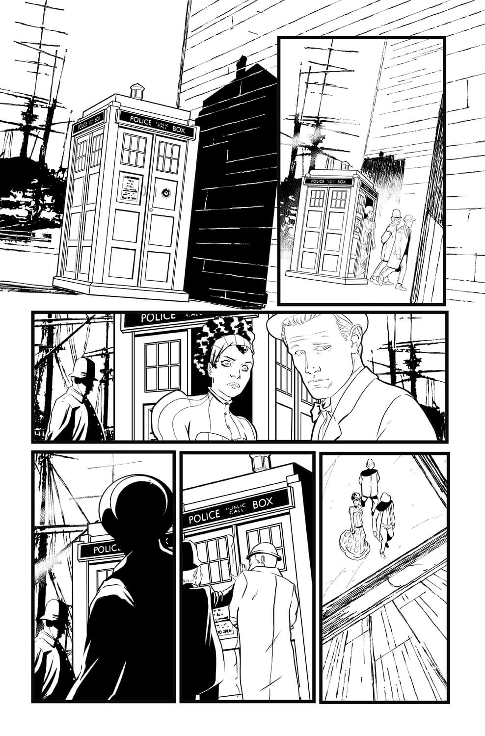 pasquale-qualano-portfolio-interiors-Doctor-Who-11th-Doctor-The-Steampunk-Conundrum-Page-11---