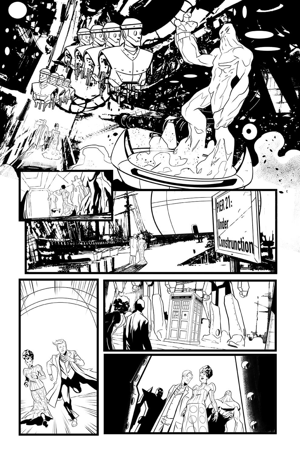 pasquale-qualano-portfolio-interiors-Doctor-Who-11th-Doctor-The-Steampunk-Conundrum-Page-18---