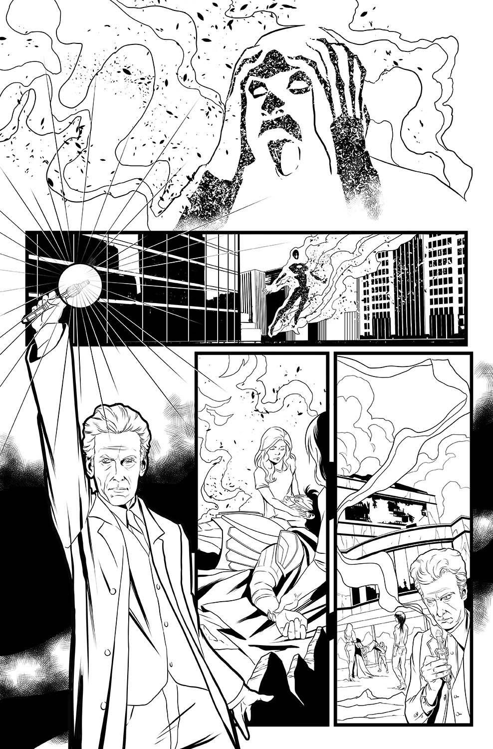 pasquale-qualano-portfolio-interiors-Doctor-Who-12th-Doctor-Ghost-Stories-#3-Page-#2---