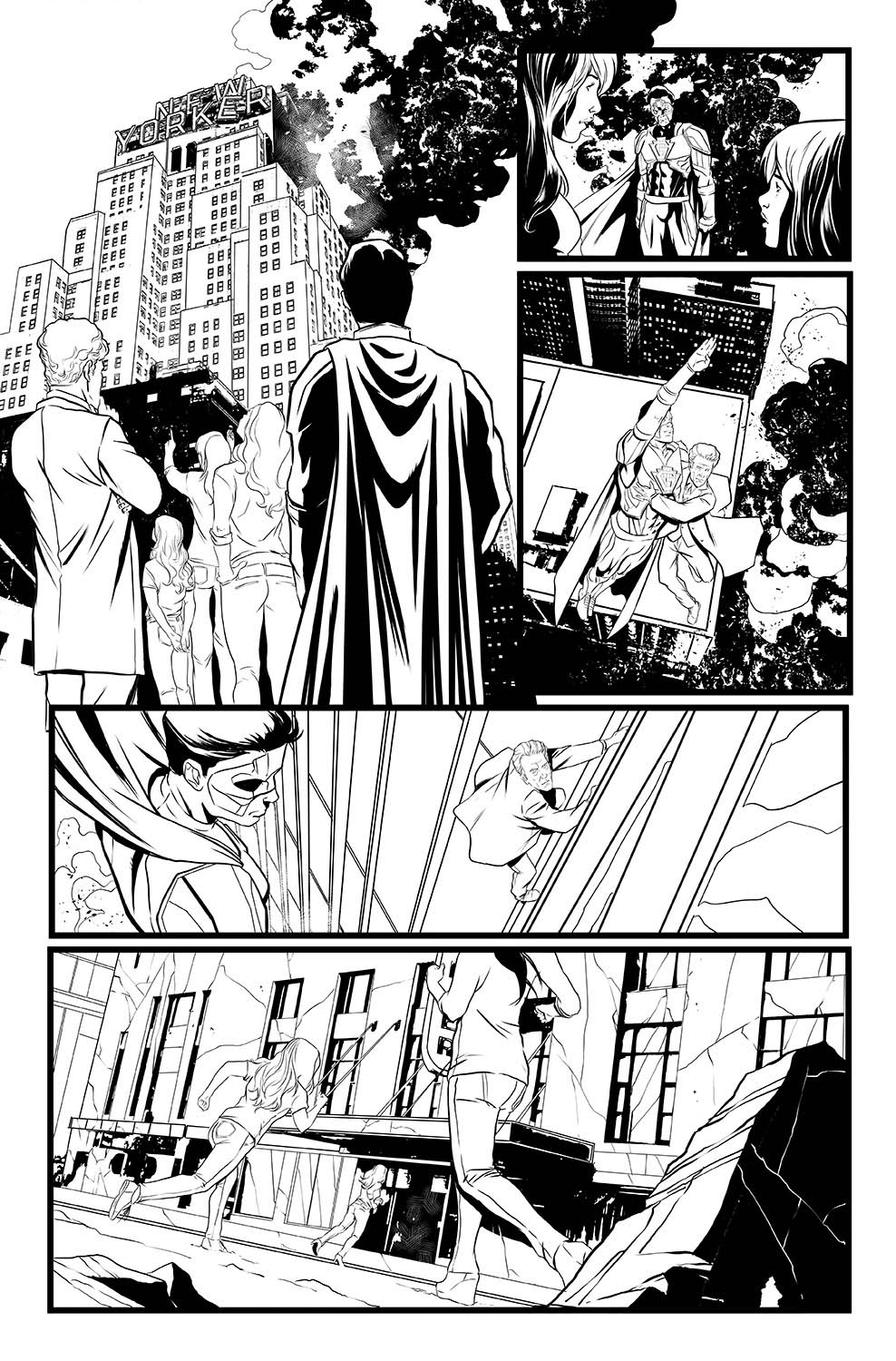 pasquale-qualano-portfolio-interiors-Doctor-Who-12th-Doctor-Ghost-Stories-#3-Page-#4---