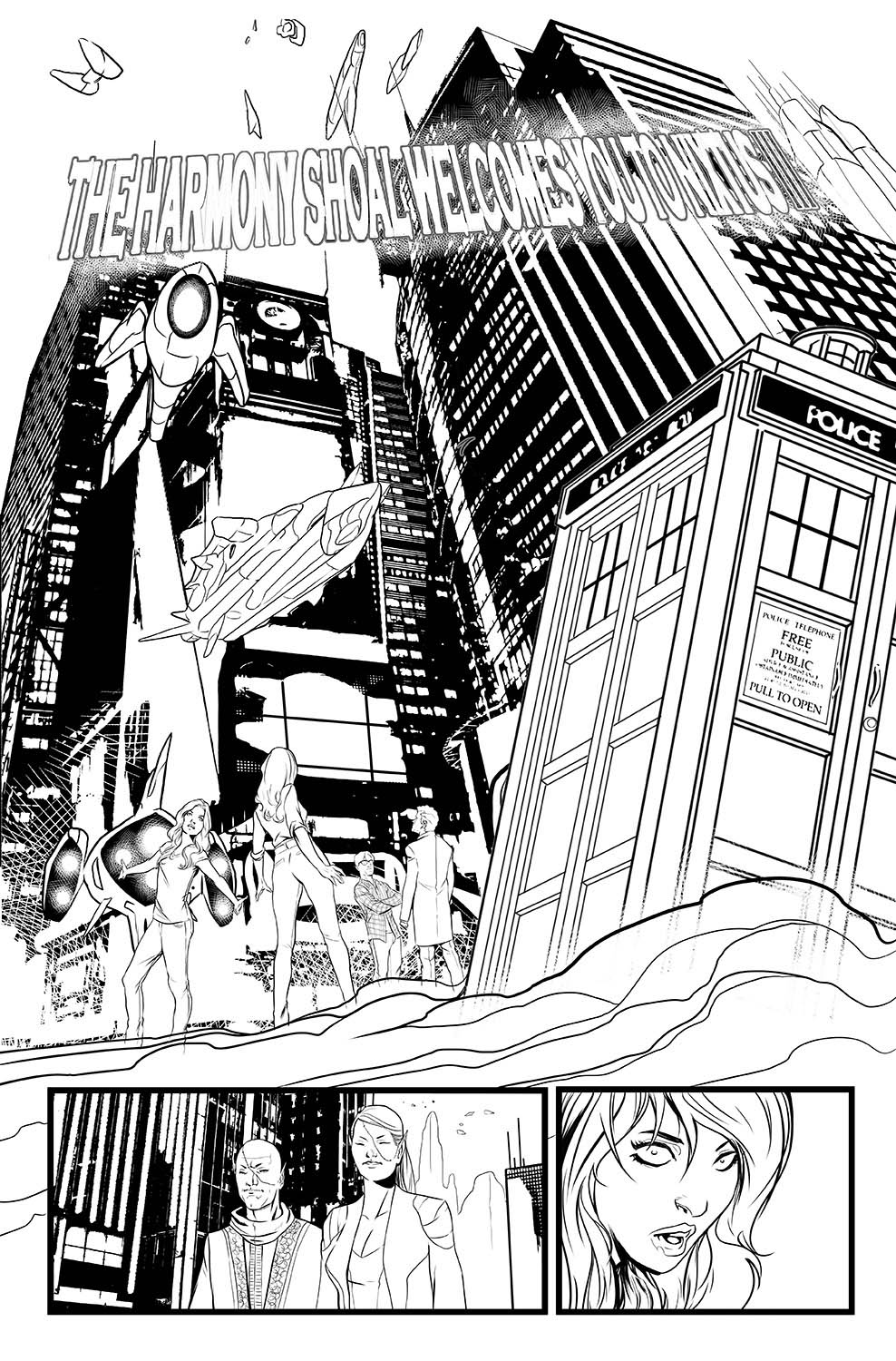 pasquale-qualano-portfolio-interiors-Doctor-Who-12th-Doctor-Ghost-Stories-#4-Page-#1---